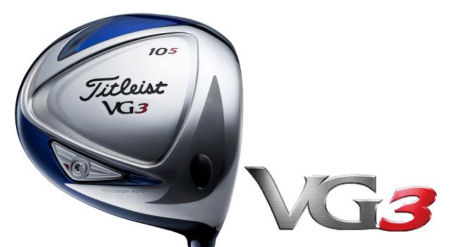 タイトリスト VG3ドライバー2014年モデル
