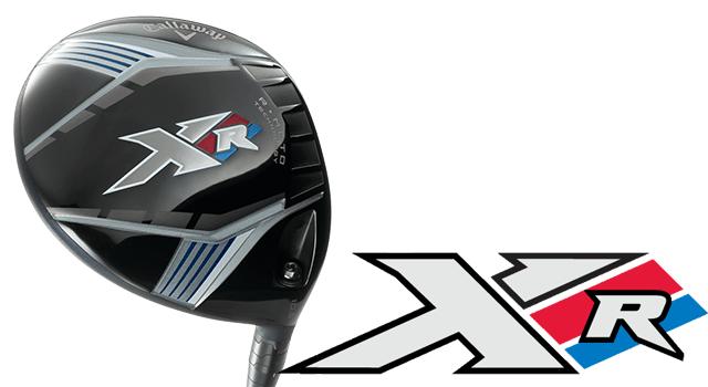 キャロウェイ XRドライバー2015年モデル