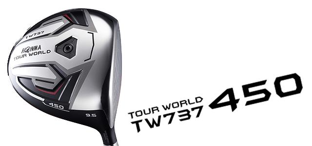 本間ゴルフ ツアーワールド737 ドライバー