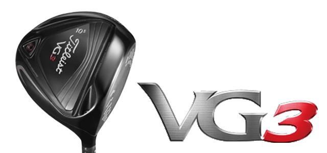 タイトリスト VG3 ドライバー